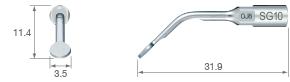 Sinus Membrane Detachment/SG10 – variosurg