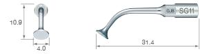 Sinus Membrane Detachment/SG11  – variosurg
