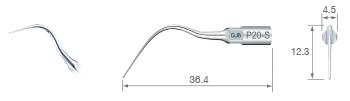 Perio – Root Planing/P20-S – variosurg