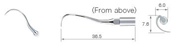 Perio – Root Planing/P25R-S – variosurg